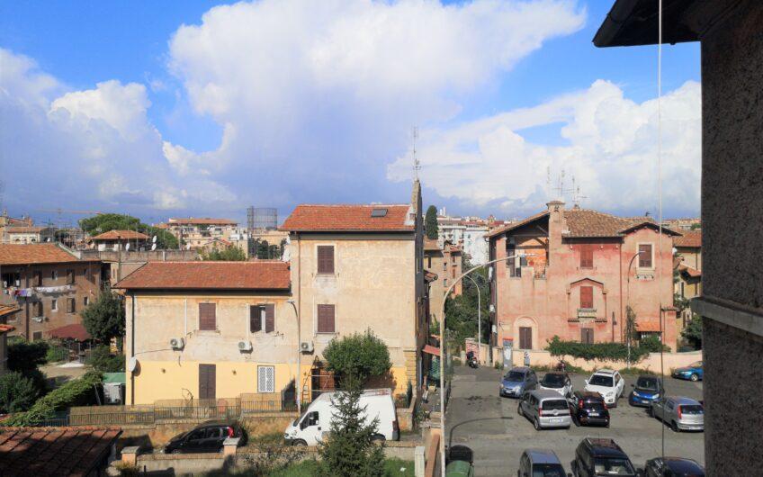 DUE CAMERE: Garbatella Storica Piazza Edoardo Masdea